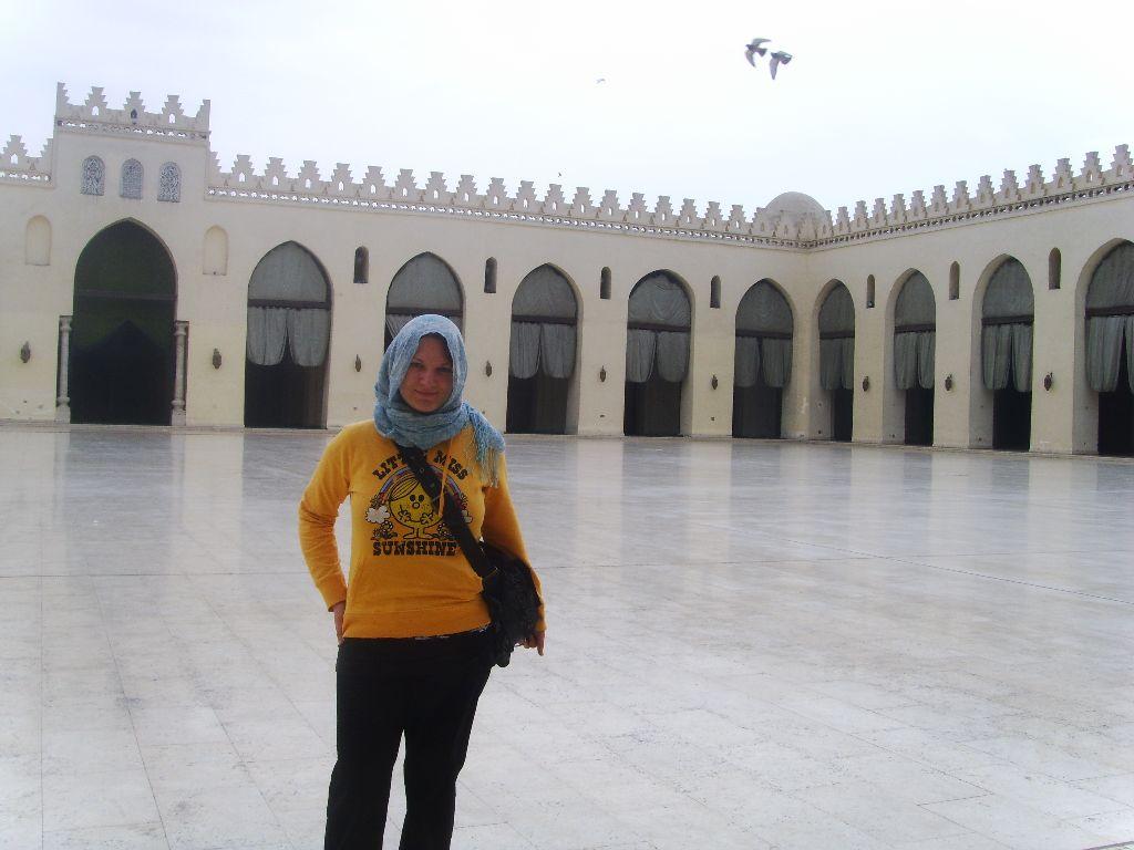 Ägypten Moschee