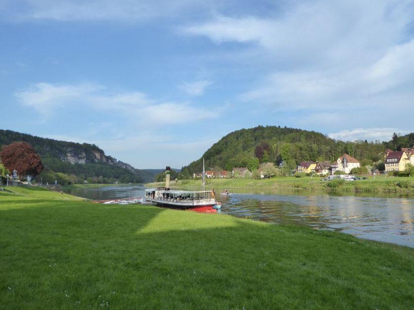 Stadt Wehlen Sächsische Schweiz
