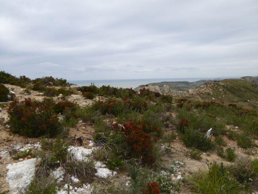 Wanderung Agrigento Torre Salsa