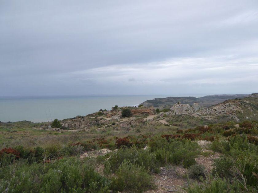 Wanderung Mar D'Africa Agrigento