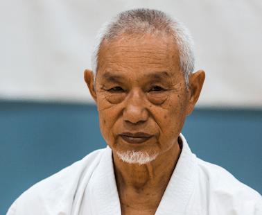 Spotlight: Masahiko Tanaka - Perfect Kumite
