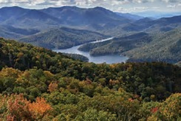 Beautiful Murphy North Carolina
