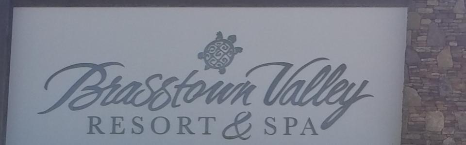 Brasstownsign