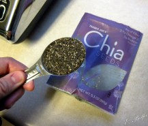 1 tablespoon of chia seeds