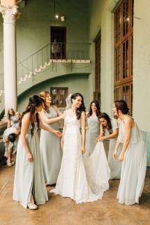Julia And Randall Biltmore Hotel Wedding