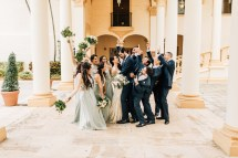 Julia And Randall Biltmore Hotel Wedding