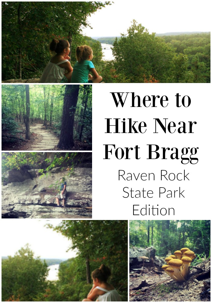 Where to Hike Near Fort Bragg Raven Rock State Park North Carolina