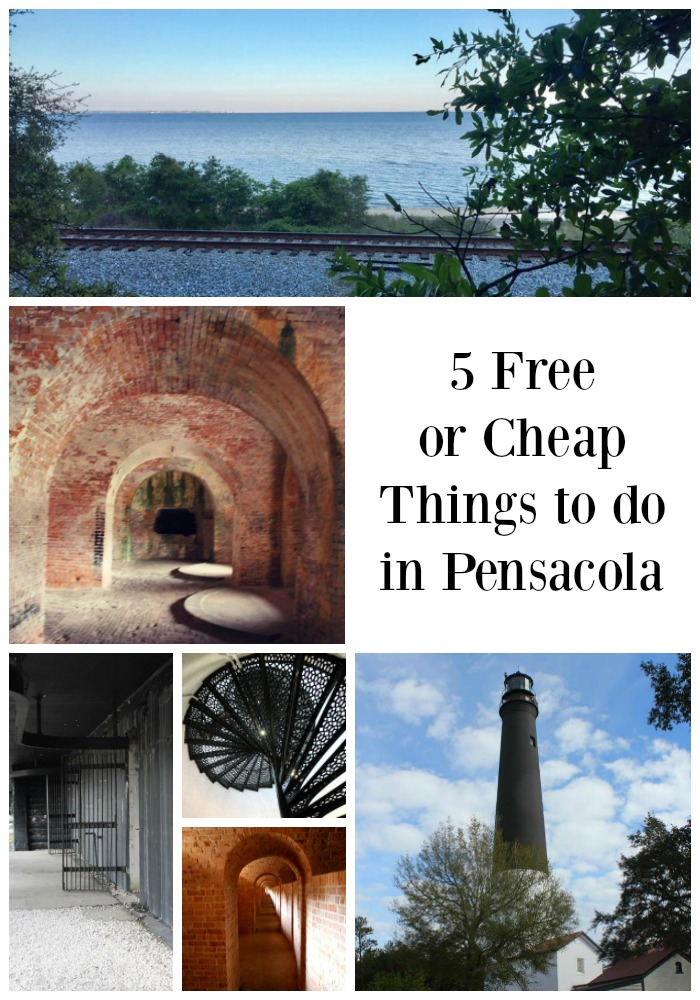 5 free or cheap things to do in Pensacola Florida
