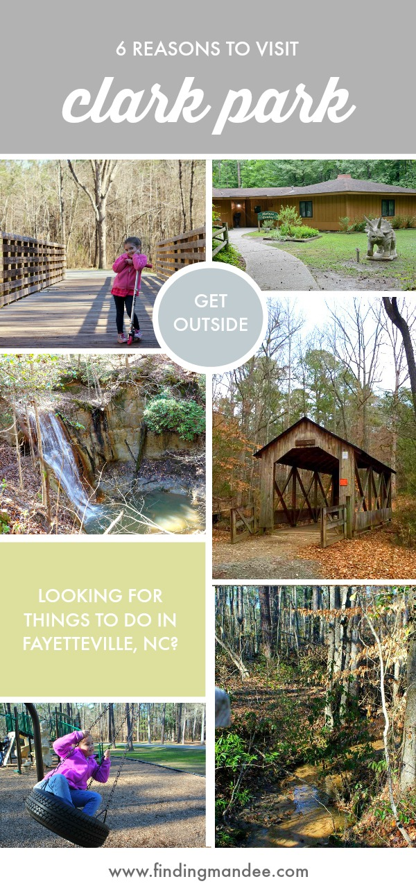 things to do in Fayetteville, NC - visit Clark Park