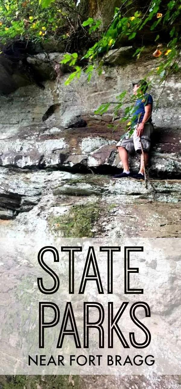 State Parks Near Fort Bragg, North Carolina