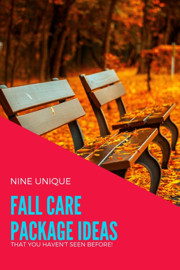 Fall Care Package Ideas