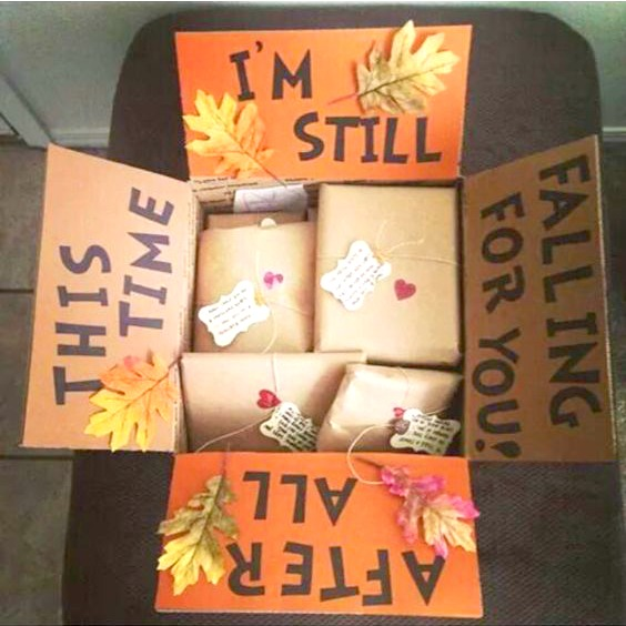 Fall Care Package: I'm Still Falling for You After All This Time