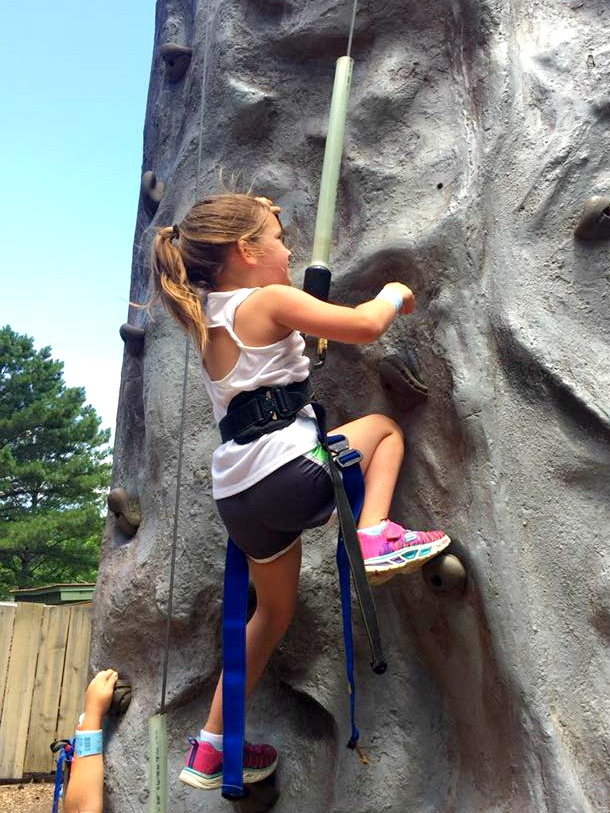 Things to do at Stone Mountain: Play at the Camp Highland Outpost