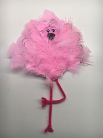 Turkey Disguises: Flamingo