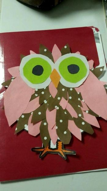 Turkey Disguise: Owl