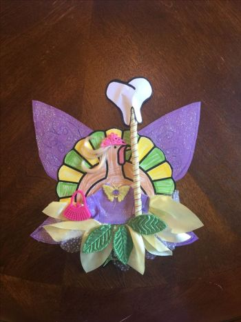 Turkey Disguise: The Tooth Fairy