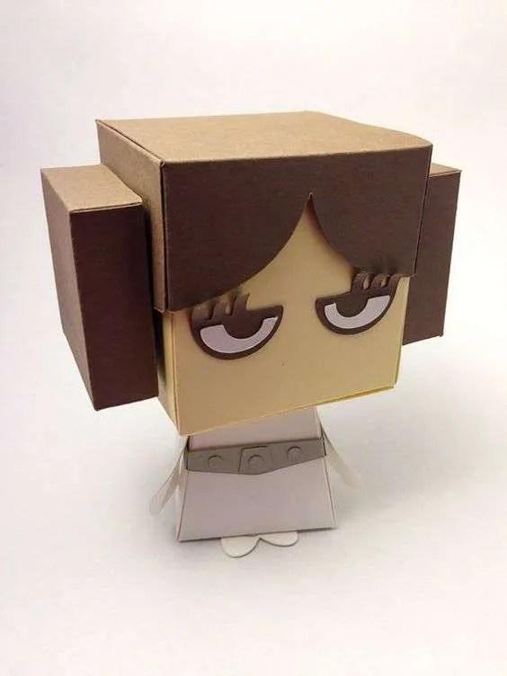 Princess Leia Valentine Box
