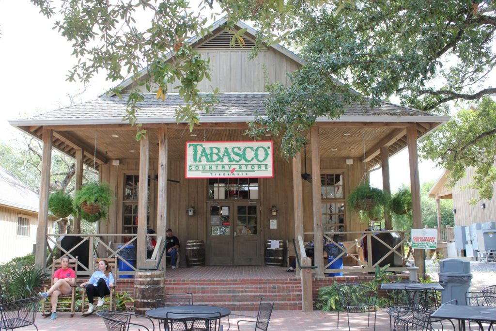 The Tobasco Country Store