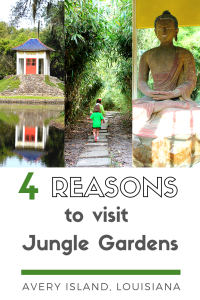 4 Reasons to Visit Jungle Gardens | Finding Mandee