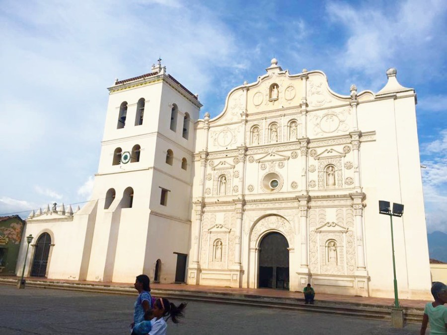 The Immaculate Conception Cathedral in Comayagua, Honduras is so perfect it doesn't even look real!