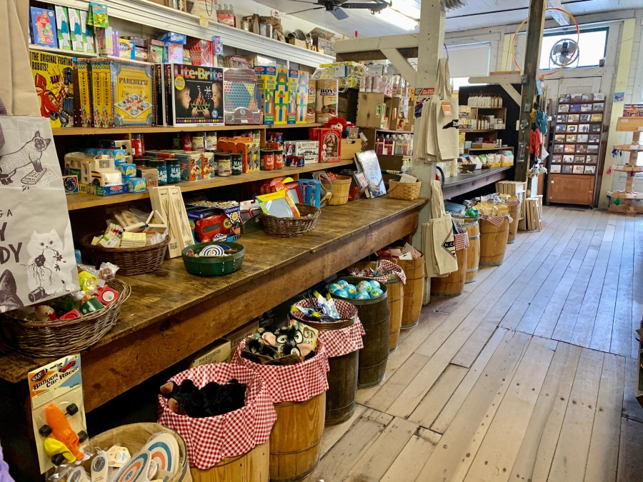 Things to do at Sugar Mountain, North Carolina: Visit Mast General Store