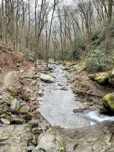 Valley Creek near Sugar Mountain, NC.