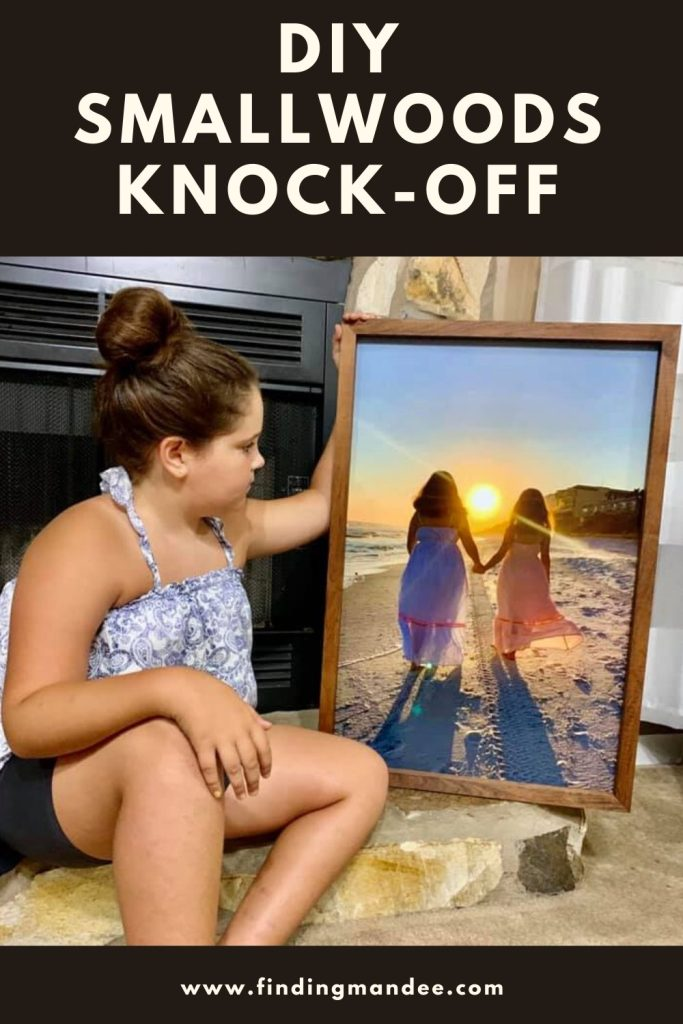 DIY Smallwoods Knock-Off | Finding Mandee