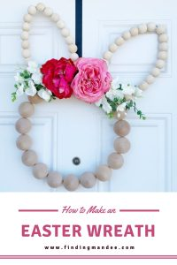 How to Make an Easter Wreath | Finding Mandee