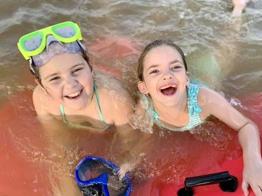 Fort Bragg Swimming Holes: Jordan Lake