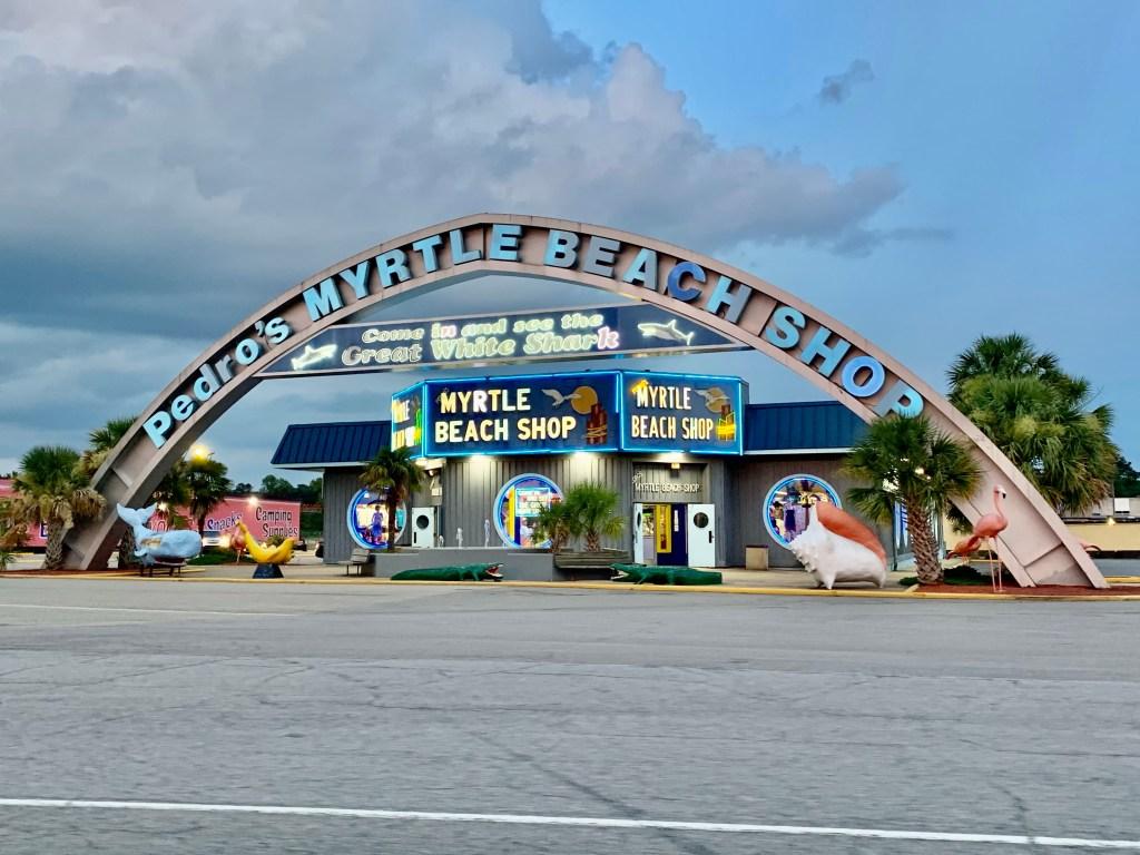 Pedro's Myrtle Beach Shop