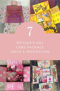 7 Mother's Day Care Package Ideas | Finding Mandee