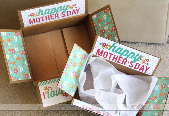 Happy Mother's Day care package