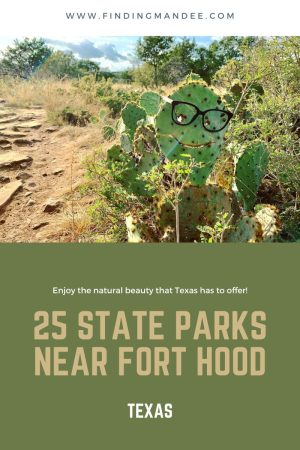 25 State Parks Within 2.5 Hours of Fort Hood, Texas   Finding Mandee