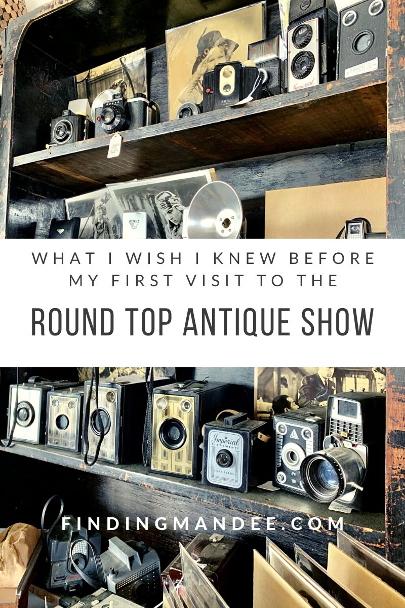 What I Wish I Knew Before My First Visit to the Round Top Antique Show | Finding Mandee