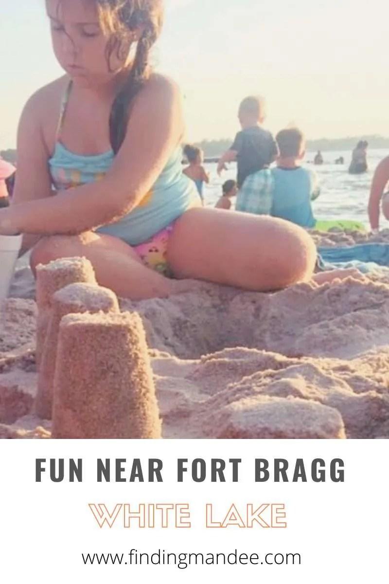 Where to Swim Near Fort Bragg, NC: White Lake Edition | Finding Mandee
