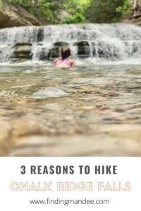 3 Reasons to Hike Chalk Ridge Falls in Belton, TX   Finding Mandee