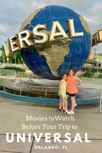 Movies You Should Watch Before Your First Trip to Universal Theme Park in Orlando | Finding Mandee