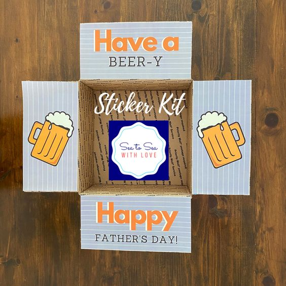 Father's Day Care Package Ideas: Have a Beer-y Happy Father's Day
