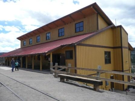 Osier dining hall