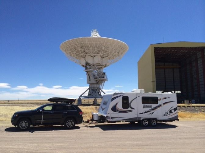 My rig at the VLA
