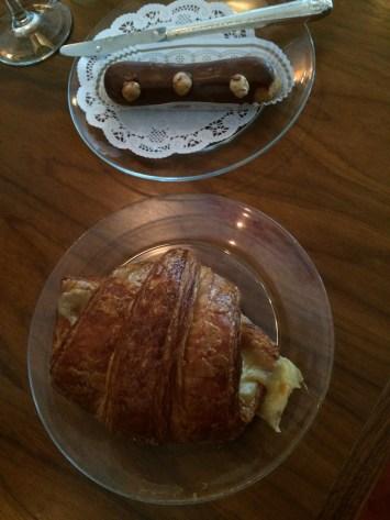 Birthday breakfast round 1