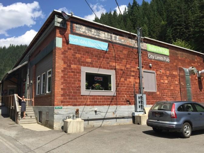 North Idaho Mountain Brewery