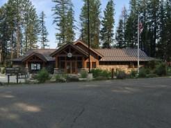Heyburn State Park office