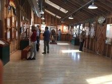 Upstairs of Red Barn