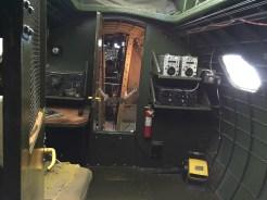 Radio operator area