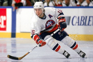 Pat LaFontaine Banner 1