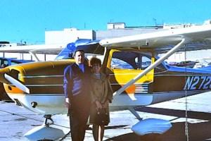 Grandpa Plane