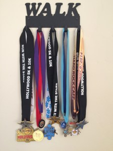 Medal Wall
