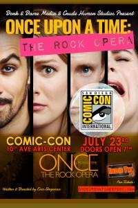 Rock Opera Comic Con