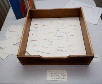 The bottom Drawer